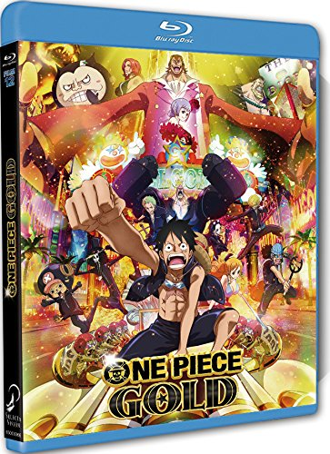 One Piece Gold Blu-Ray [Blu-ray]