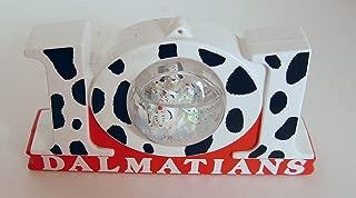 1996 mcdonalds 101 dalmatians snow dome
