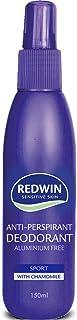 Redwin Anti Perspirant Deodorant Aluminium Free With Chamomile 150ml