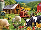 Farm Friends Puzzle 1000 Teile