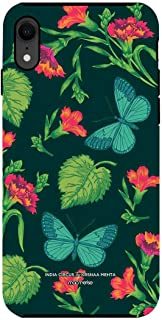 Macmerise IPCIXRTCR3946 Butterfly effect - Tough Case for iPhone XR - Multicolor (Pack of1)