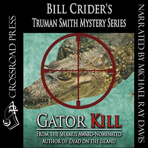 Couverture de Gator Kill