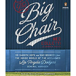 The Big Chair cover art