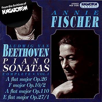 Beethoven: Complete Piano Sonatas, Vol. 1: Nos. 6, 12, 13, and 31