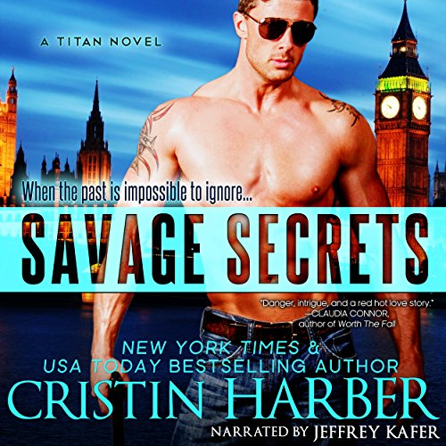 Savage Secrets: Titan, Book 6 audiobook cover art