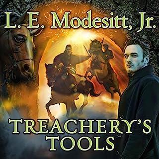 Treachery's Tools audiobook cover art