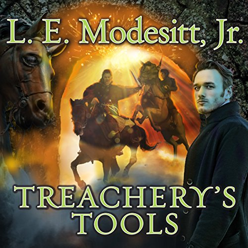 Treachery's Tools audiobook cover art