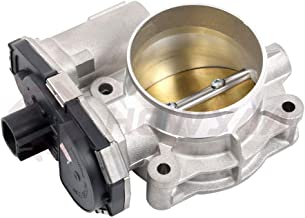 HOWYAA HVE72B Original Equipment Electronic Throttle Body Assembly Fuel Injection Compatible for 2010 2011 LaCrosse Equinox 2009-2011 Traverse