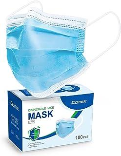 ماسک سه لایه یکبار مصرف comixمخصوص بزرگسال بسته 100تایی