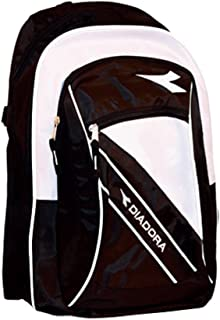 Diadora Unisex Uni Backpack, Black, OS