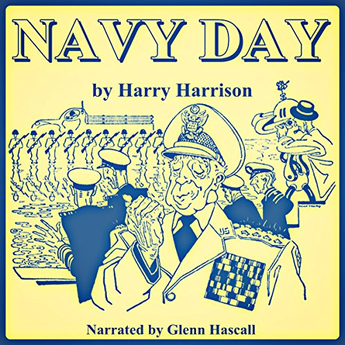 Navy Day audiobook cover art