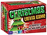 Christmas Trivia Game - a Perfect Ho-Ho Contains Over 200 Cards - Great Party Game for Ages 12 and up by Outset