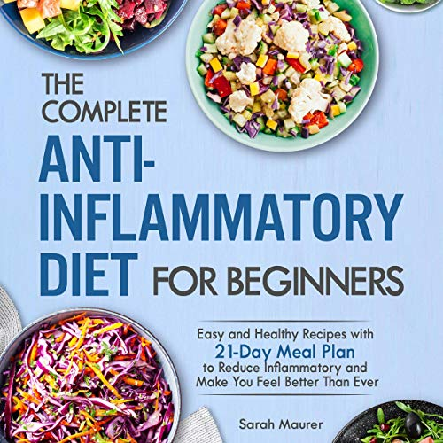 The Complete Anti-Inflammatory Diet for Beginners cover art