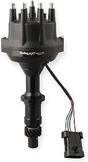 Holley EFI Dist, Dual Sync, Pontiac, Black, 565-207BK
