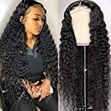 ISEE Hair Lace Front Wigs Human Hair...