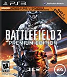 Battlefield 3 Premium Edition - Playstation 3 (Renewed)
