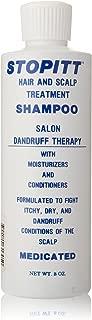 Stopitt Hair and Scalp Treatment Shampoo, 8 Ounce