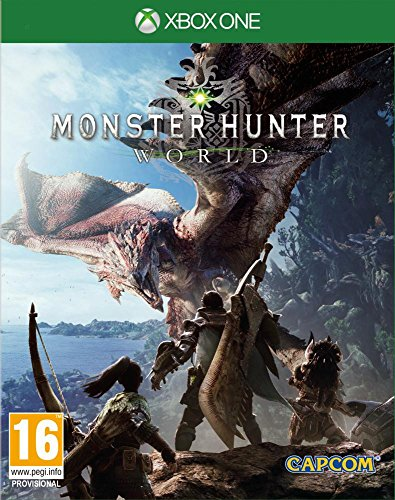 Monster Hunter World - Xbox One [Importación francesa]