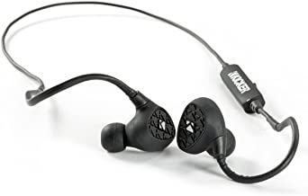 Kicker EB400 Waterproof Bluetooth Earbuds (Black)