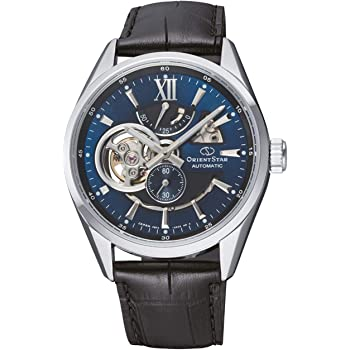 [オリエント]ORIENT STAR 腕時計 自動巻き(手巻付き) パワーリザーブ50時間 モダンスケルトン RE-AV0005L00B メンズ [並行輸入品]