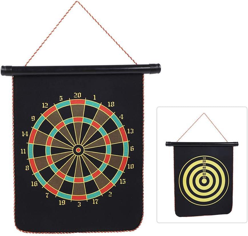 CUYT Safe Popular product 2021 Magnetic Dartboard Wall-Mount Hanging Set