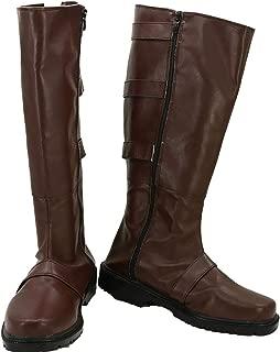 Cosplay Botas Zapatos para Assassin's Creed Altair IBN La'Ahad