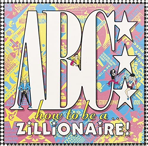 How To Be A Zillionaire LP - ABC