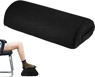 TopHGC Reposapiés para debajo del escritorio, esponja de alta densidad ergonómica para reposapiés de pie, espuma para pies para mejorar la postura y aliviar el estrés en la oficina y el hogar silla