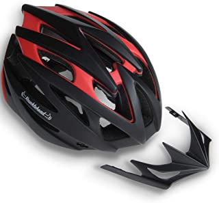 featured product MOON Bike Helmet, Ultralight Bicycle Helmet for Men and Women, Lightweight Cycling Helmet for Road Mountain Biking Racing with Removable Visor