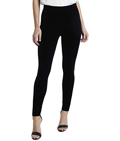 Vince Camuto Knit Velvet Leggings Women