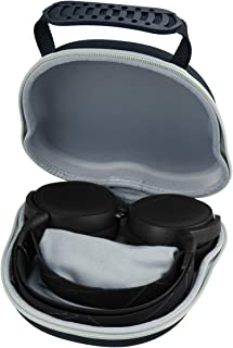 Aproca Hard Carry Travel Storage Case Bag for SteelSeries Arctis 9X/7/5/3 Lag-Free Wireless Gaming Headset (Black)