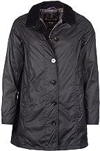 Barbour Quilted Women's Islay Wax Jacket Black (BBJK006)