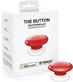 Fibaro FGBHPB-101(3) Button, Enabled Multi-Controller, FGBHPB-101-3, works with HomeKit