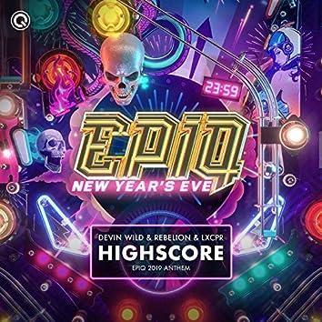 Highscore (EPIQ 2019 Anthem Extended Mix)