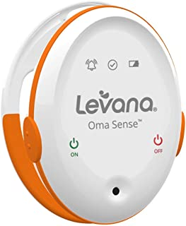 Levana Oma Sense Portable Baby Breathing Movement Monitor with Vibrations and Audible Alerts.