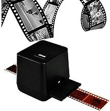 $278 » DDL Film Scanner,17 Million HD 135 Film Negative Scanner 126/35mm/black and White Film/135 Portable Film Scanner (Color : ...
