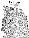 Lobos libro para colorear para adultos 1: Volume 1
