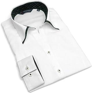 ブリックハウス シャツ ブラウス 長袖 形態安定 マイター スキッパー衿 透け防止 レディース BL019300CP14K1S-90