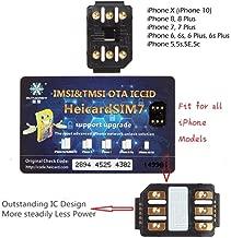 Accreate Protable Perfect Unlock Turbo SIM Card Nano-SIM for iPhone XR XS Max iOS 12