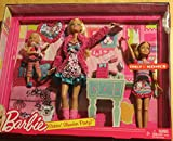 Barbie Mattel - Set de fiesta para hermanas