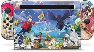 Skin Adesivo para Nintendo Switch - Pokémon Sword And Shield