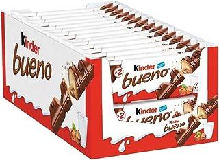 Chocolate Kinder Bueno Tradicional c/30 - Ferrero