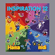 Hama Inspiration Book 12, 64 Pages Beads 12-399-12