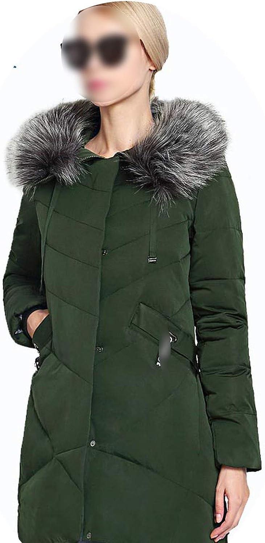 EnjoySexy 2018 New Winter Women's Coat Plus Size Hooded Warm Women Down Jacket Parkas