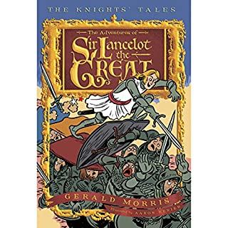 The Adventures of Sir Lancelot the Great cover art