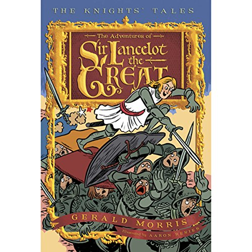 Couverture de The Adventures of Sir Lancelot the Great