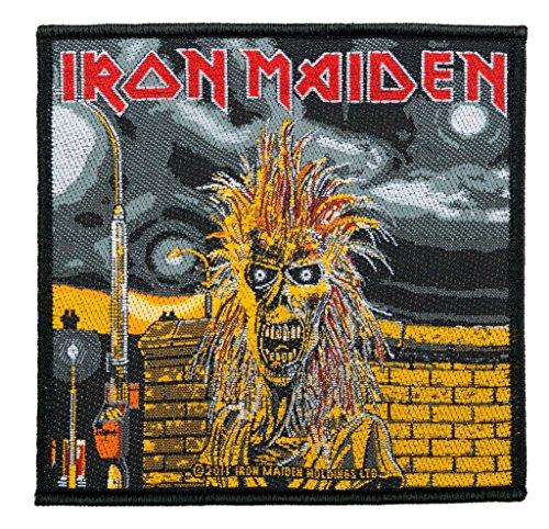 Unbekannt Iron Maiden parche–First Album–Iron