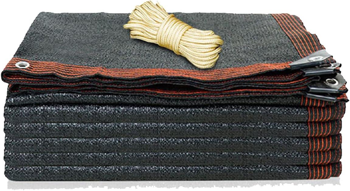 Cheruje 90% Shade Cloth,Black Bargain Finally resale start Sun 6.5 Mesh Ta FT ×