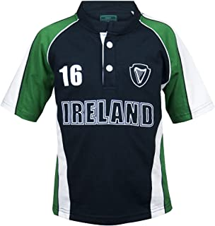 kids scotland rugby top