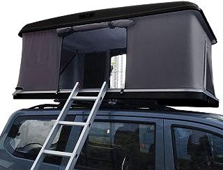 Mason Taylor Outdoor Roof Top Rooftop Tent w/ 7cm Foam Mattress Black Coffee